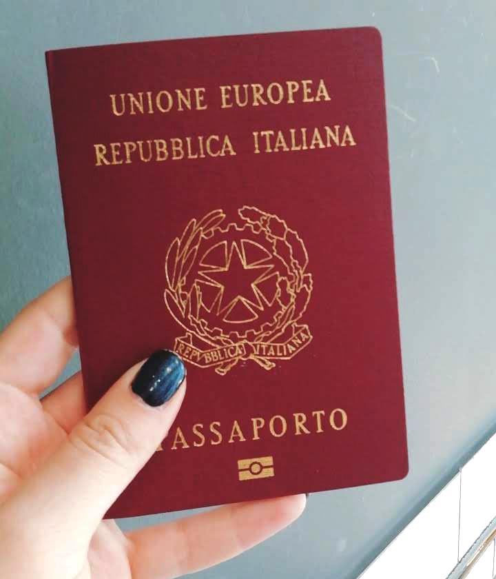 Conseguir la ciudadanía italiana